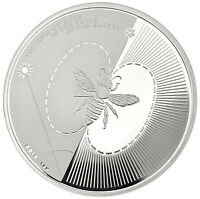 SILVER BEE | SILBER BIENE 2019 1 OZ 9999 BULLION COIN PROOF-LIKE 25 LGM LIVRES