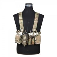 Tactique Chest D3CR Rig Multicam By Emersongear