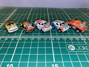 Micro Machines, Galoob, 1992, Ultrafast, American Muscle Collection #9, Rare