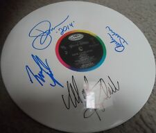 """GREAT WHITE signed autographed promo white viny 12"""" by JACK RUSSELL + 3"""