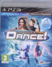 DANCE ! IT'S YOUR STAGE (jeu PS Move) VERSION FRANCAISE - JEU - PS3 - NEUF
