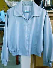 "Lily""s Of Beverly Hills Golf Jacket Made in USA Size Medium"