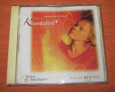 "Music By Deuter CD "" KUNDALINI "" New Earth"