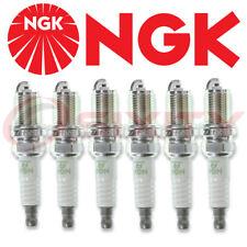 6-New NGK V-Power Copper Spark Plugs BKR5E-11 #6953