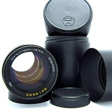 JUPITER-37A f3.5/135mm - SERVICED - MADE in USSR-1989 year №8913632