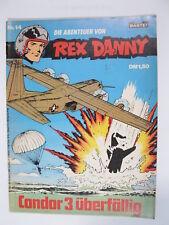 Rex Danny Nr. 14  Bastei im Zustand (1-2/2). Erstauflage! 81657