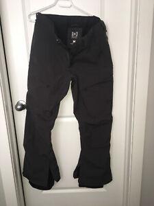 Men's Burton [ak] GORE‑TEX Swash Pant Mens Size Medium Grey