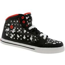 Gravis Lowdown HC Shoes (7) Black & White Dots