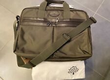 Mulberry Henry Laptop Case in Mole - Excellent condition + original dust cover