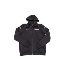 Akrapovic Hoodie Alpinestars Heavier Fabric Kapuzen Pullover Größe L