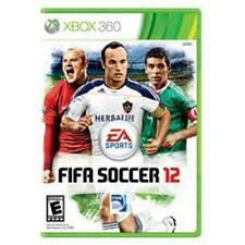FIFA Soccer 12 XBOX 360 Game Used