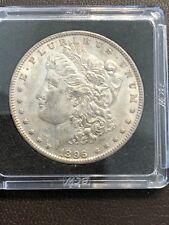 1896 Morgan Silver Dollar - AU - About Uncirculated
