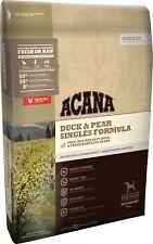 ACANA Singles Duck & Pear Dry Dog Food (12 oz)