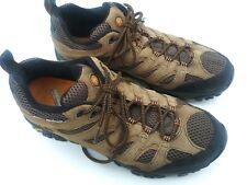 Merrell Moab Ventilator Continuum Vibram walnut Hiking Shoes Men's Size 11