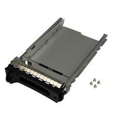 "Dell Poweredge 3.5"" SAS,SATA Hard Drive Caddie & Screws F9541"