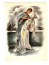 Romantic Love GREEK NAUTICAL DANDRE Collot Aphrodite French Erotic Etching Print