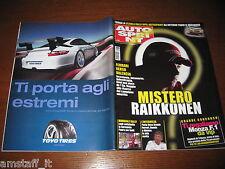 AUTOSPRINT 2008/34=RALLY GERMANIA=LOEB=MISTERO RAIKKONEN=ROSS BRAWN=
