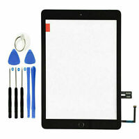 For iPad 6 6th Gen A1893 A1954 Touch Screen Digitizer Replacement+IC Black