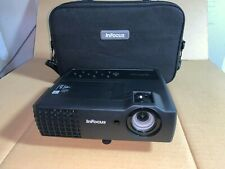 InFocus IN1116 WXGA/HDMIComposet DLP Portable Projector - 105 Low Hours!!