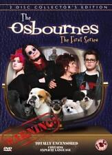 The Osbournes: The First Series [DVD] [2002] By Ozzy Osbourne,Sharon Osbourne,A