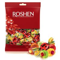 """Ukrainian Sweets ROSHEN Chewy Jelly Candy """"Sunny Beetle"""" Ladybug 200g / 7 oz"""