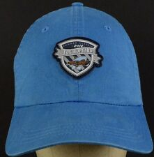 Summer Classic 2014 Fox Hopyard Blue Baseball Hat Cap With Cloth Strap Adjust
