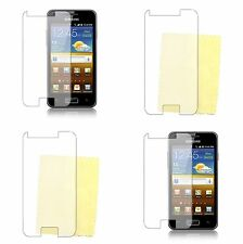 Crystalclear protector de pantalla para Samsung Galaxy S Advance i9070 invisible