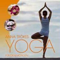 "ANNA TRÖKES ""YOGA FÜR DEN MORGEN"" CD NEUWARE"