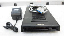 US Robotics 002806-00 56K V90 V.Everything Analog External Modem w/ AC Adapter