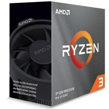 AMD Ryzen 3 3100 Unlocked Desktop Processor w/ Wraith Stealth Cooler - 4 cores A