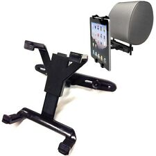 UNIVERSAL CAR BACK SEAT HEADREST MOUNT HOLDER FOR SAMSUNG GALAXY TAB 7.7 TABLET