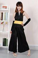 Bleach Soi Fon The Secret Remote Squad Kimono Uniform Cosplay Costume