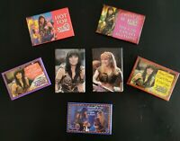 Xena Magnets -  Set of 7