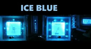 Gauge Cluster LED Dashboard Bulbs Ice Blue Kit For Lincoln 77 79 Mark V 5