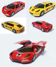 NUOVO A Batteria Bambini/Bambino Super Car Music & Light 360 ° SPIN giocattolo regalo UK