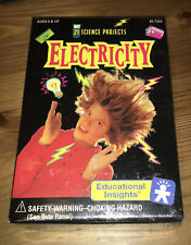 Vintage Educational Insights 21 Science Products Electricity EI-7202