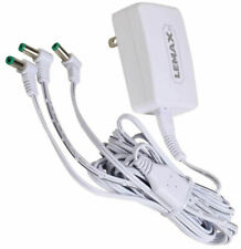 Lemax Christmas Village Accessory, 3 Output 4.5V 1000mA Mains Power Adaptor UK
