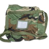 Molle II Pouch Radio Specialty Defense USGI USA Made Woodland Camo w/ Straps