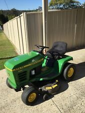 ride on lawn mowers used