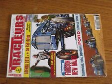 $$$ Revue Tracteurs passion N°36 Fordson New Major  Jean Lacaille