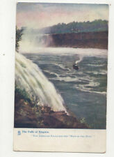 The Falls Of Niagara [Tuck Oilette 6438] 1906 Postcard Us021