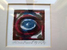 Estonian art. MALL NUKKE. Mixed media. 1998
