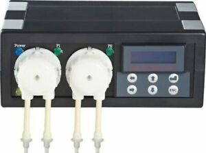 Jebao DP-2 Programmable Auto Dosing Pump 2 Channel
