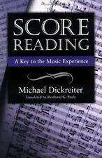 Score Reading: A Key to the Music Experience-ExLibrary
