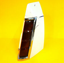 Lincoln Continental Mark VI Tail Light Assembly Housing Quarter Panel Extension