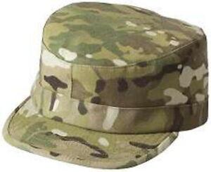 Military Issued Multi Cam/Scorpion Patrol Cap-NEW