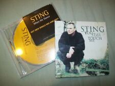 Sting          **PROMO CD LOT**          When We Dance  --  You Still Touch Me