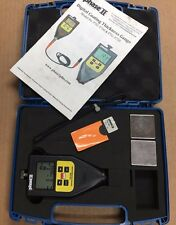 Phase II PTG-3700 Coating Thickness Gauge with w/ Auto-Detect Probe