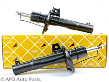 2x VW Caddy Golf Mk5 Mk6 Jetta Mk3 Mk4 22x50mm Front Axle Shock Absorbers New
