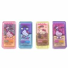 4 In 1 Hello Kitty Scented Putty Erasers Set Rainbow Unicorn